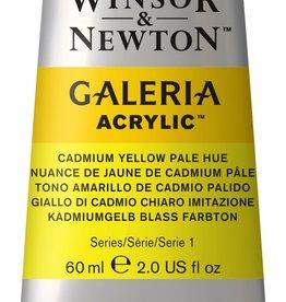 WInsor & Newton Acrylverf W&N Galeria 60ml Geel Cadmium Licht  114