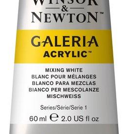 WInsor & Newton Acrylverf W&N Galeria 60ml Wit Mengwit Transparant 415