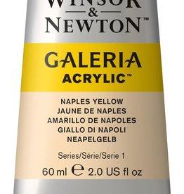 WInsor & Newton Acrylverf W&N Galeria 60ml Gele Aarde Napels 422