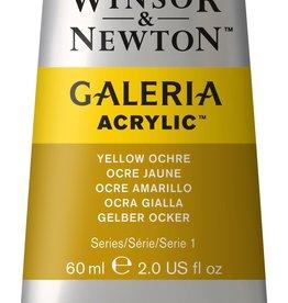 WInsor & Newton Acrylverf W&N Galeria 60ml Gele Aarde Oker  744