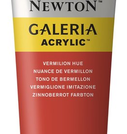 WInsor & Newton Acrylverf W&N Galeria 120ml Rood Vermiljoen Imitatie (oranjeneigend) 682