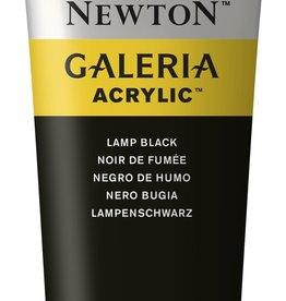 WInsor & Newton Acrylverf W&N Galeria 120ml Zwart Lampe 337