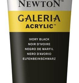 WInsor & Newton Acrylverf W&N Galeria 120ml Zwart Ivoor 331