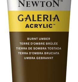 WInsor & Newton Acrylverf W&N Galeria 120ml Bruine Aarde Gebrande Omber 076