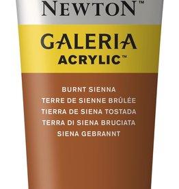 WInsor & Newton Acrylverf W&N Galeria 120ml Bruine Aarde Gebrande Sienna 074
