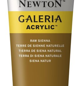 WInsor & Newton Acrylverf W&N Galeria 120ml Bruine Aarde Rauwe Sienna  552