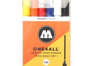 Markers & Stiften (Acrylbasis)