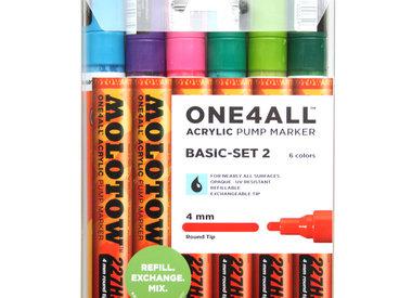 Molotow Markers & Stiften 4mm