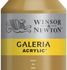 WInsor & Newton Acrylverf W&N Galeria 500ml Goud Metallic