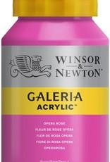 WInsor & Newton Acrylverf Galeria 500ml ALLE KLEUREN (Klik hier  rechts op de juiste kleur). Prima studiekwaliteit acrylverf, waarvan ook de roden lang goed blijven en niet klonteren. Homogene stevige substantie.