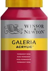 WInsor & Newton Acrylverf W&N Galeria. Studiekwaliteit acrylverf, achter waarvan ook de roden lang goed blijven en niet klonteren. Homogene substantie ook gedrukt als basis voor zeefdruk.
