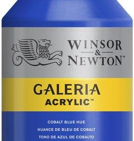 WInsor & Newton Acrylverf W&N Galeria 500ml Blauw Kobalt Imitatie  179