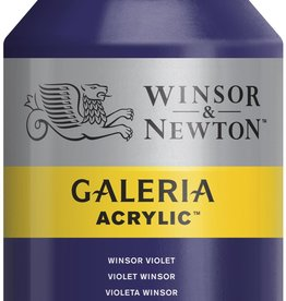 WInsor & Newton Acrylverf W&N Galeria 500ml Violet Winsor 728