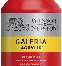 WInsor & Newton Acrylverf W&N Galeria 500ml Red Cadmium Imitatie 095