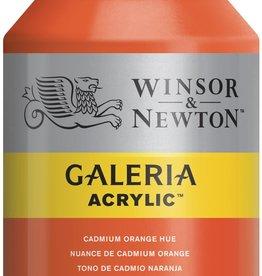 WInsor & Newton Acrylverf W&N Galeria 500ml Oranje Cadmium Imitatie 090