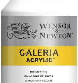 WInsor & Newton Acrylverf W&N Galeria 500ml Wit Mengwit Transparant 415