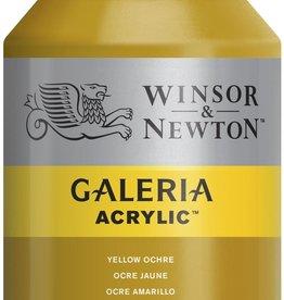 WInsor & Newton Acrylverf W&N Galeria 500ml Gele Aarde Oker  744