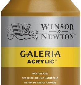 WInsor & Newton Acrylverf W&N Galeria 500ml Bruine Aarde Rauwe Sienna  552
