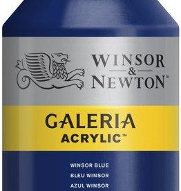 WInsor & Newton Acrylverf W&N Galeria 500ml Blauw Winsor (groenneigend) 706