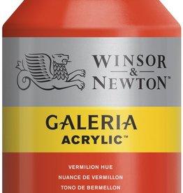 WInsor & Newton Acrylverf W&N Galeria 500ml Rood Vermiljoen Imitatie (oranjeneigend) 682