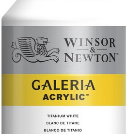 WInsor & Newton Acrylverf W&N Galeria 500ml Wit Titanium 644