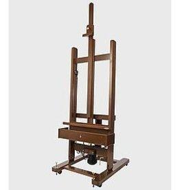 Mabef Speciale schildersezels op maat of met dubbele mast of electromotor opaanvraag via info@kunstlokaalwebshop.nl