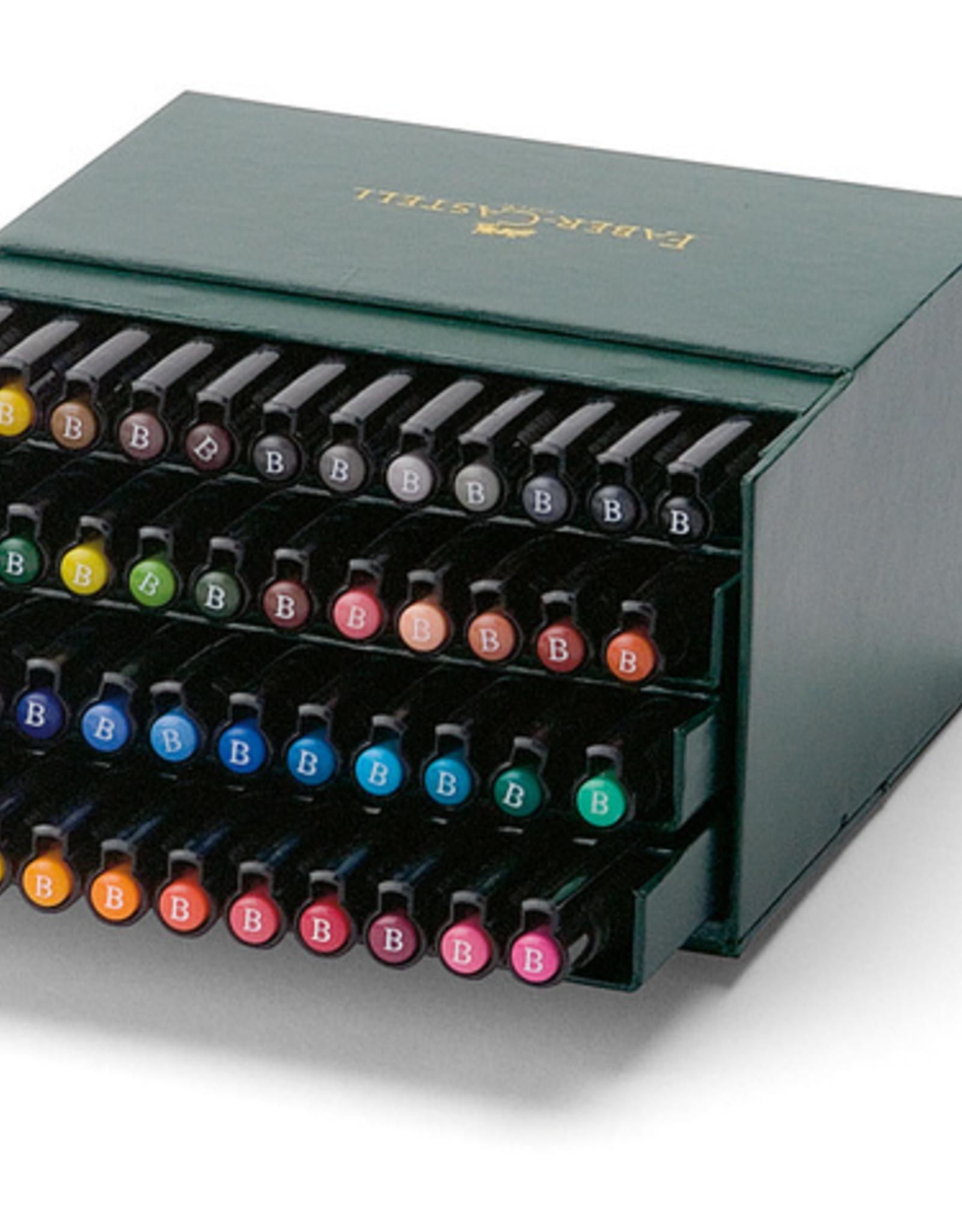 Faber-Castell Diverse sets artist brush tekenstiften Faber-Castell Artists Pen Brush in luxe box