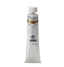 Schmincke Blockprint Schmincke Aqua-Linoprint Goud 120 ml