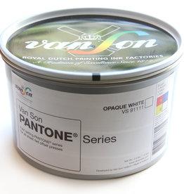 Van Son Quickson Opaque White VS-9111-VS357 blik 1 kg