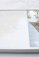 Barth Bekende Barth-standaard. Zeer goede kwaliteit wissellijsten. Eikenhout 9mm aanzicht en 16 mm diepte, met vierpunts ophangsysteem.