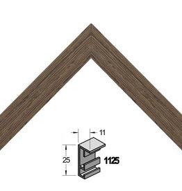Barth 2x Wissellijst 18x24cm  Barth Wood Wenge profiel 11x25mm(1125)