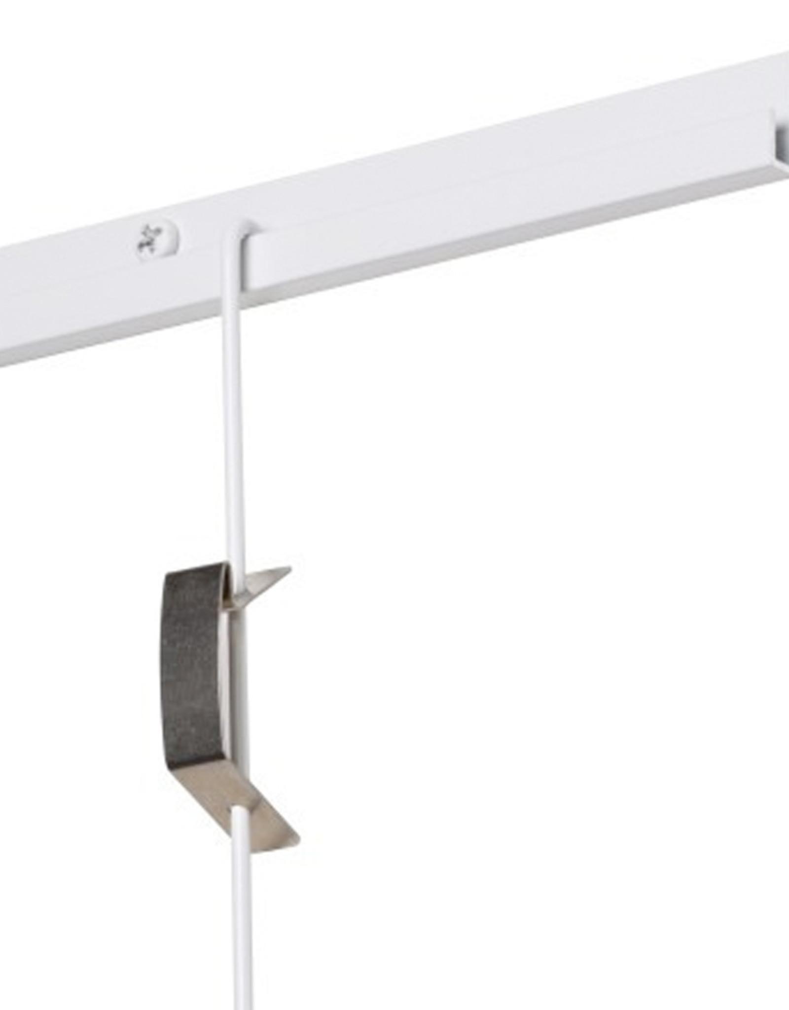 Arti Teq Ophangstang voor J-rail 100 cm RVS