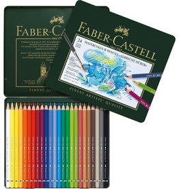 Faber-Castel Aquarelpotloden set 24 stuks Faber Castell 'Albrecht Durer'