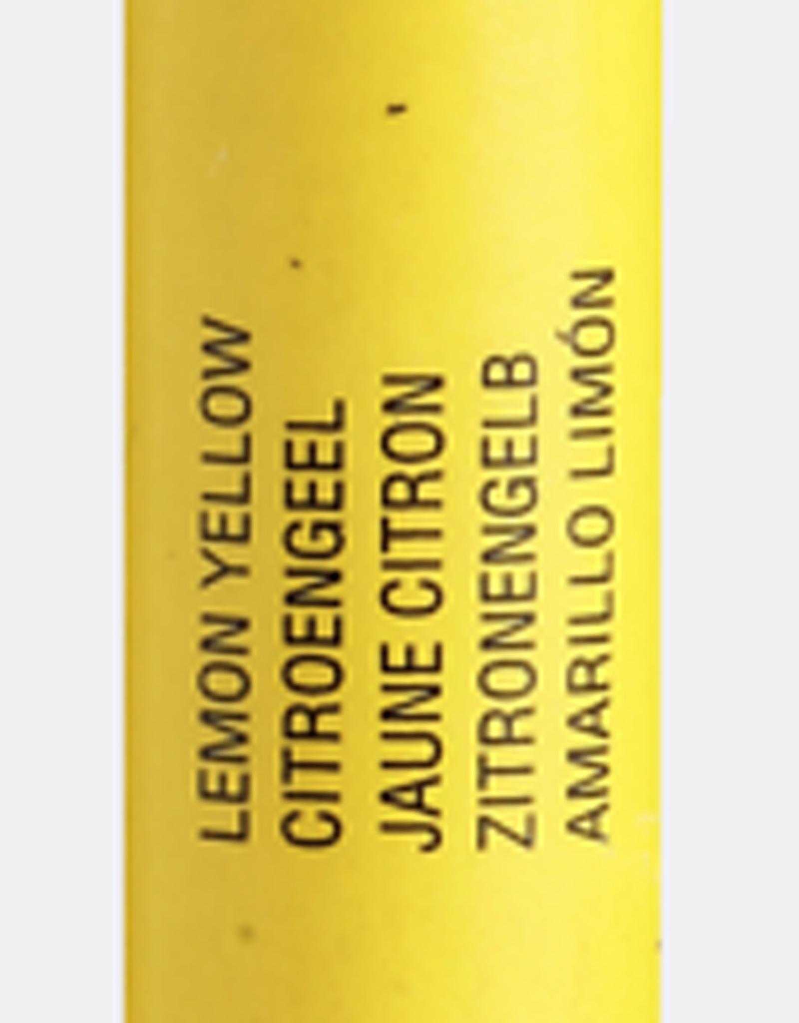 Talens 4 stuks Pastelkrijt Talens Rembrandt geel citroen 205.5