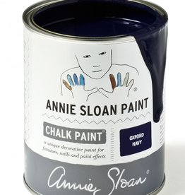 Annie Sloan Krijtverf Annie Sloan Chalk Paint 1 Liter, Oxford Navy