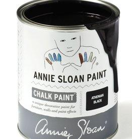 Annie Sloan Krijtverf Annie Sloan Chalk Paint 1 Liter, Athenian Black