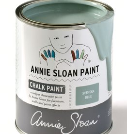 Annie Sloan Krijtverf Annie Sloan Chalk Paint 1 Liter, Svenska Blue