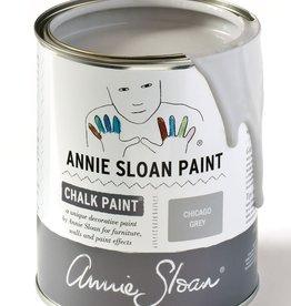 Annie Sloan Krijtverf Annie Sloan Chalk Paint 1 Liter, Chicago Grey