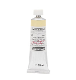 Schmincke Olieverf Mussini 35 ml Geel Briljant 224/1