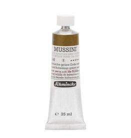 Schmincke Olieverf Mussini 35 ml Aarde Rauwe Boheemse Groene Aarde 646/1