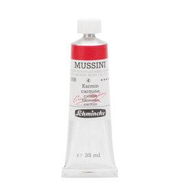 Schmincke Olieverf Mussini 35 ml Rood Karmijn 358/4