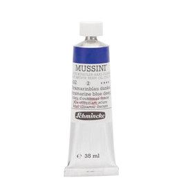 Schmincke Olieverf Mussini 35 ml Blauw Ultramarijn 492/2