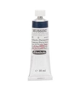 Schmincke Olieverf Mussini 35 ml Blauw Pruissisch 490/1