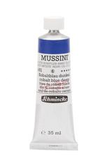 Schmincke Olieverf Mussini 35 ml Blauw Kobalt 481/6