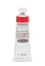 Schmincke Olieverf Mussini 35 ml Rood Cadmium Middel 341/7