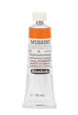Schmincke Olieverf Mussini 35 ml Oranje Cadmium 230/6