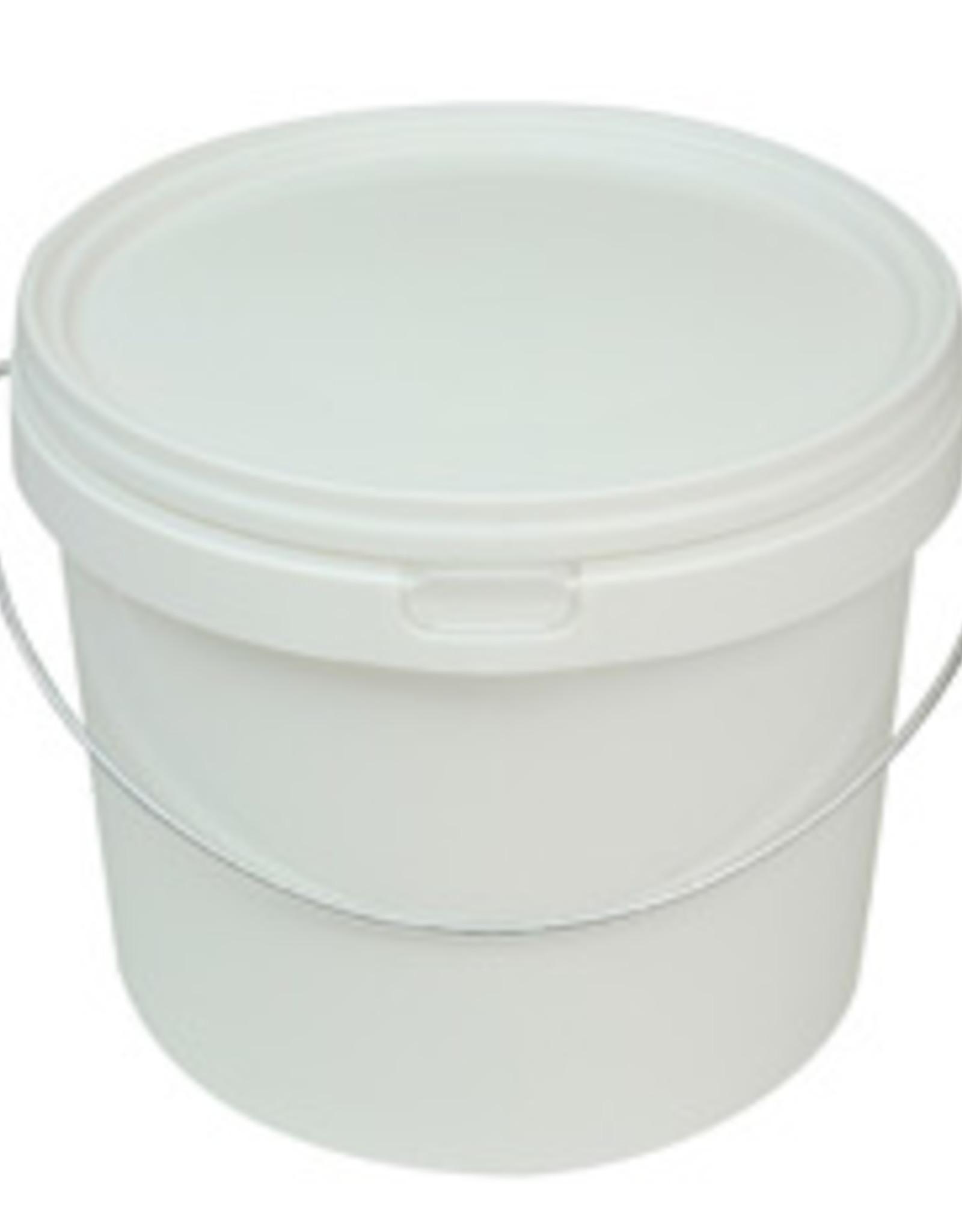Versluis Mengemmer met deksel voor 1, 3.1 of 5.8 Ltr. Met een dergelijke emmer, kun je makkelijk ook zelf je kleur aanpassen of mengen en wat langer wegzetten. Kook bij watergedragen verf je water eerst even, en laat het afkoenen voordat je het toevoegt. Dat weerh