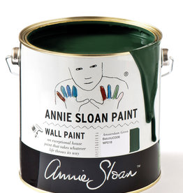 Annie Sloan Krijtverf Annie Sloan Wall Paint 100 ml, Amsterdam Green
