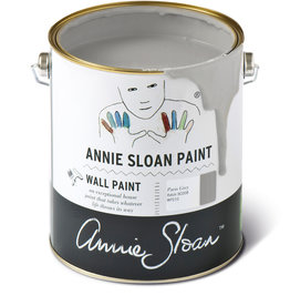 Annie Sloan Krijtverf Annie Sloan Wall Paint 100 ml, Paris Grey