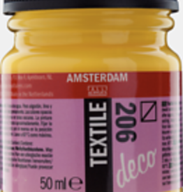 Talens Textielverf  Talens Textile Deco 50ml Helder Provence Geel no 206